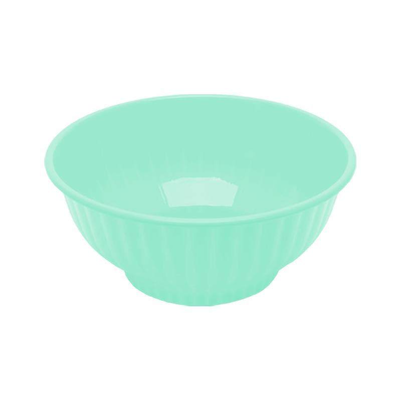 Tigela Canelada Color P - Verde