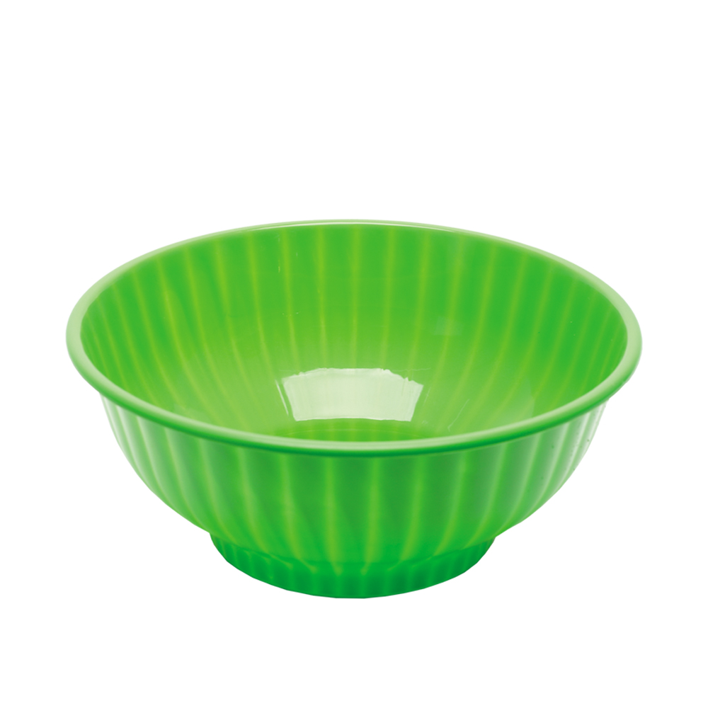 Tigela Canelada Color M- Verde