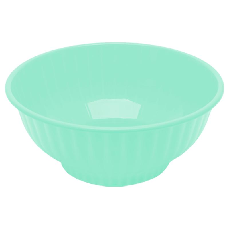 Tigela Canelada Color G- Verde