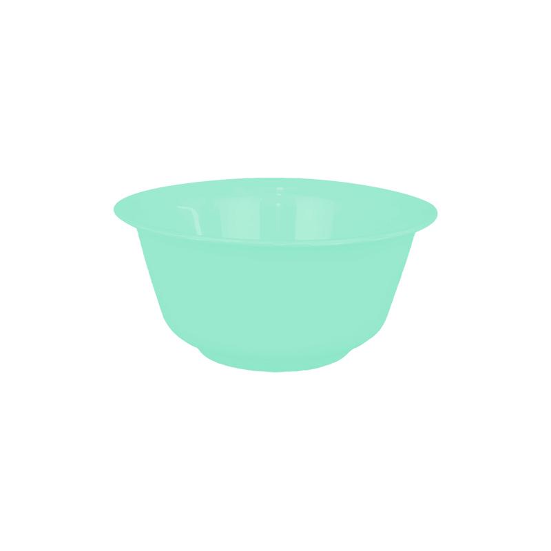 Tigela Lisa Color P - Verde