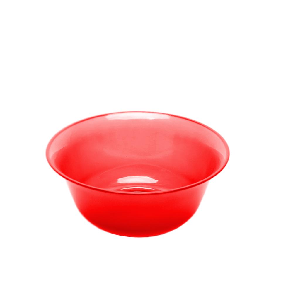 Tigela Lisa Color P - Vermelho