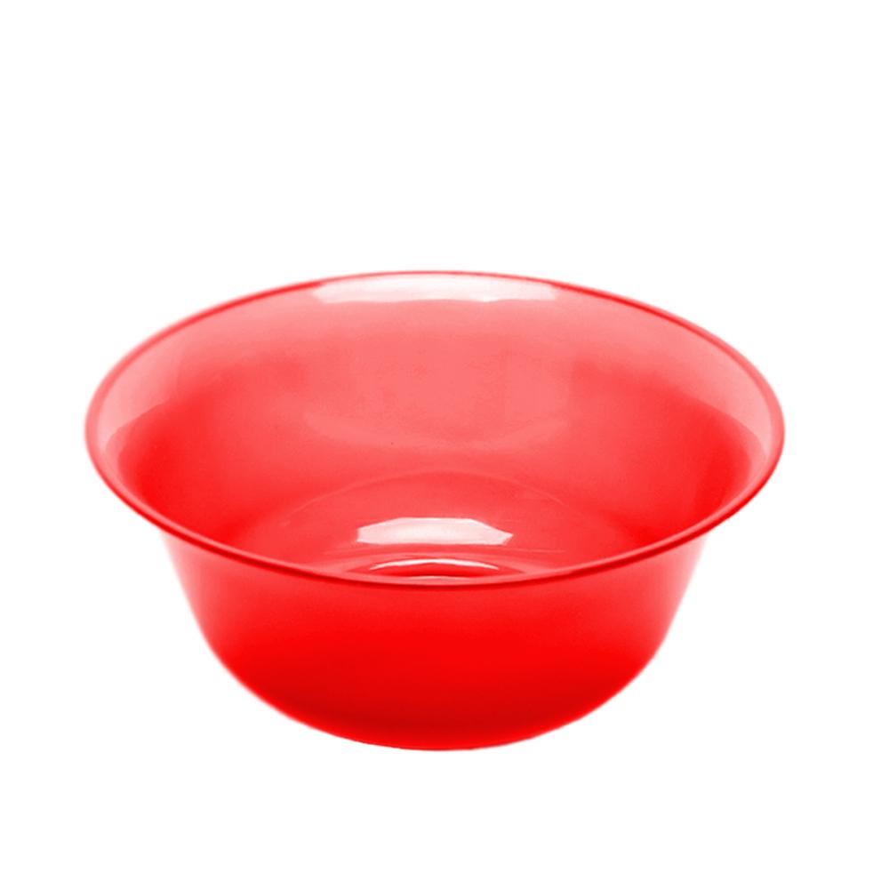 Tigela Lisa Color M - Vermelho