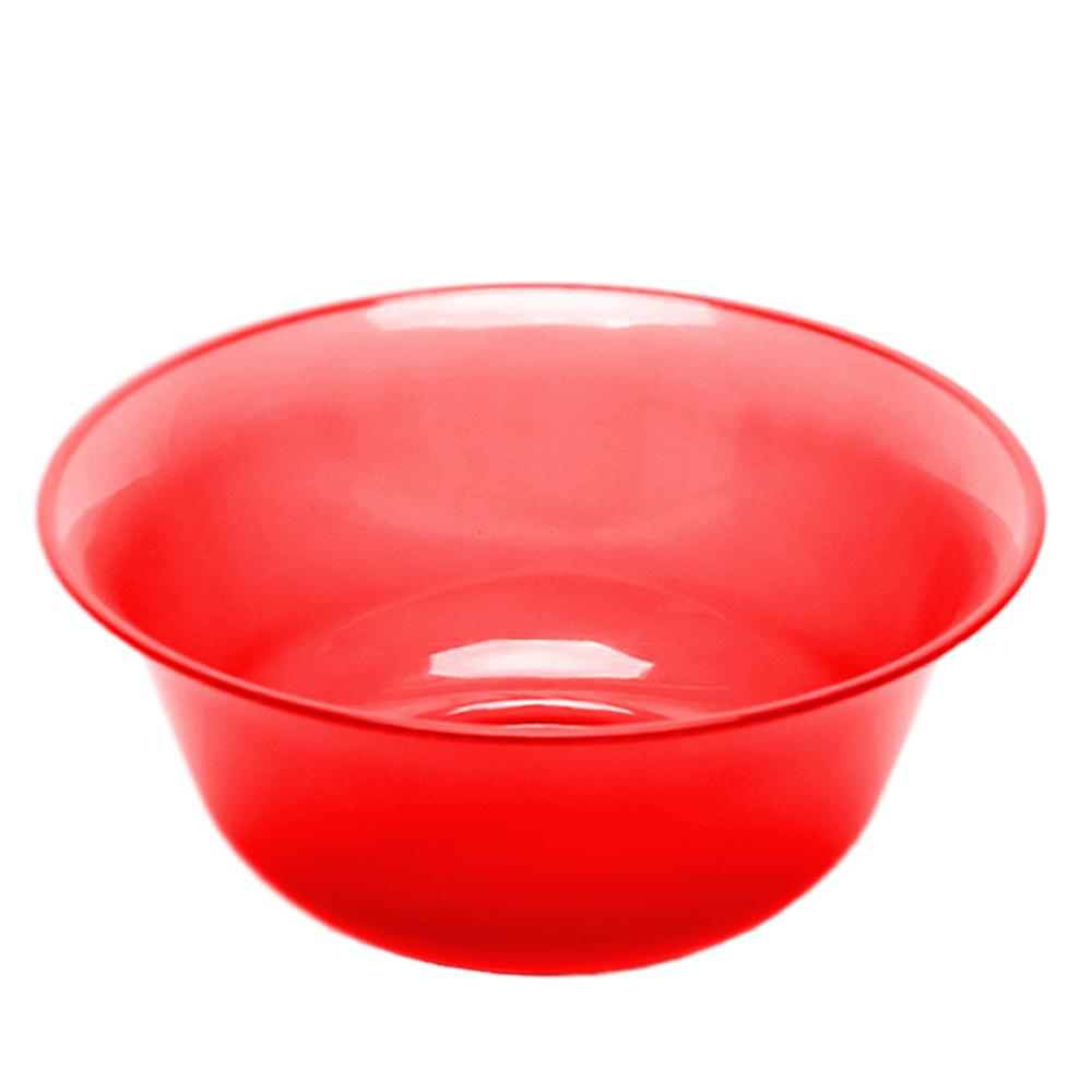 Tigela Lisa Color G - Vermelho