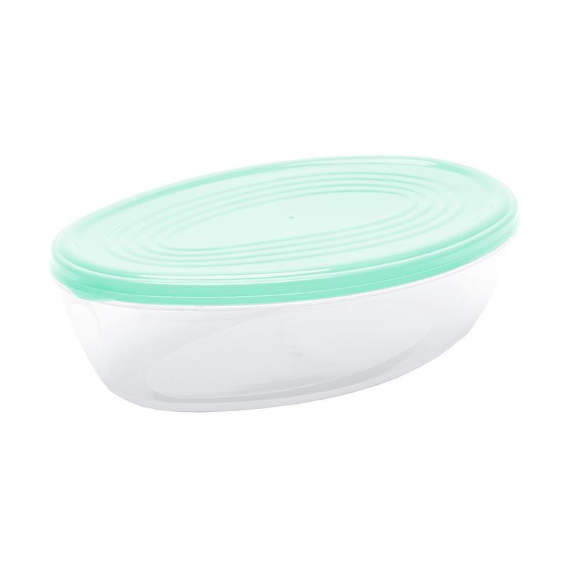 Pote Oval de 3.2 L - Verde