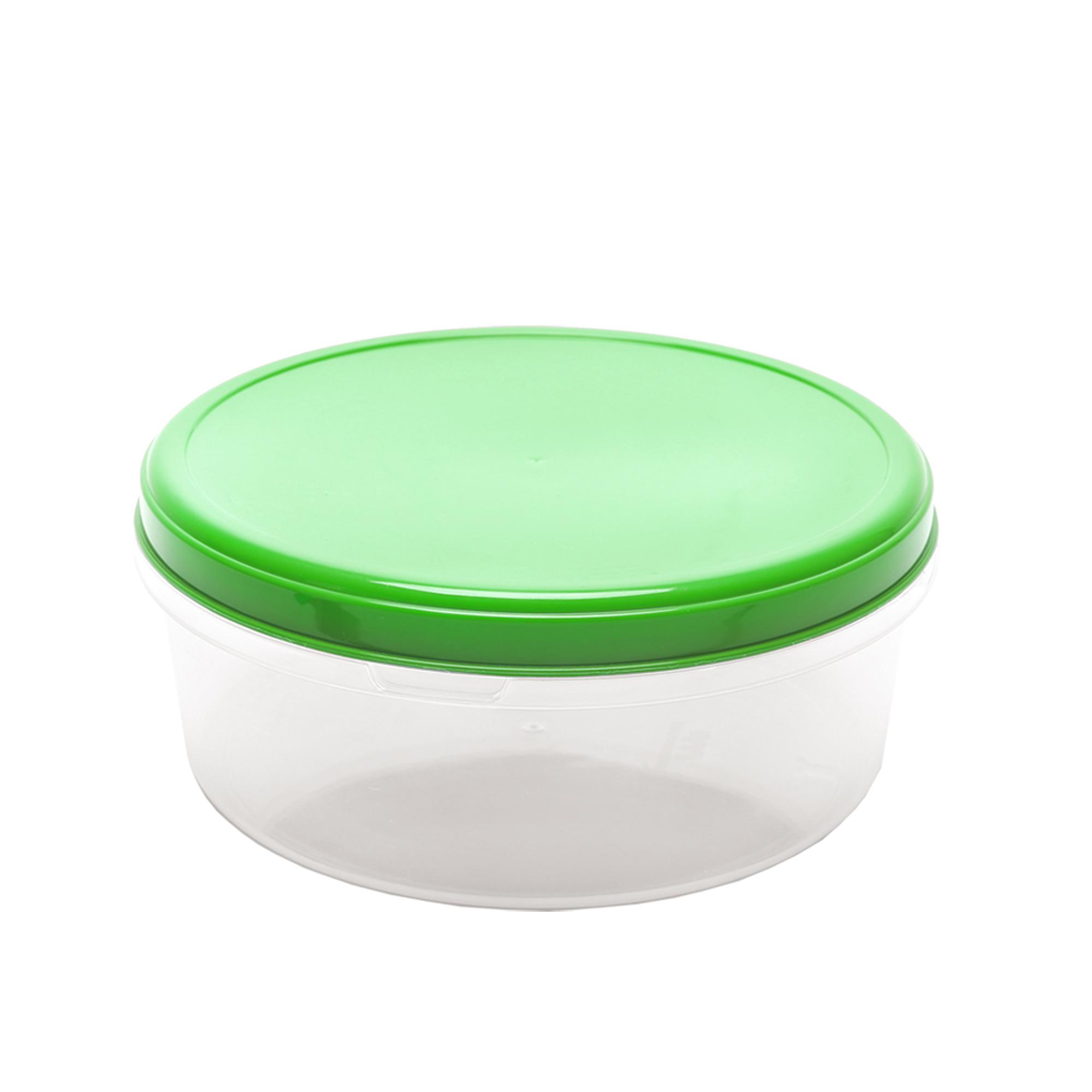 Pote Redondo 2.5 L - Verde