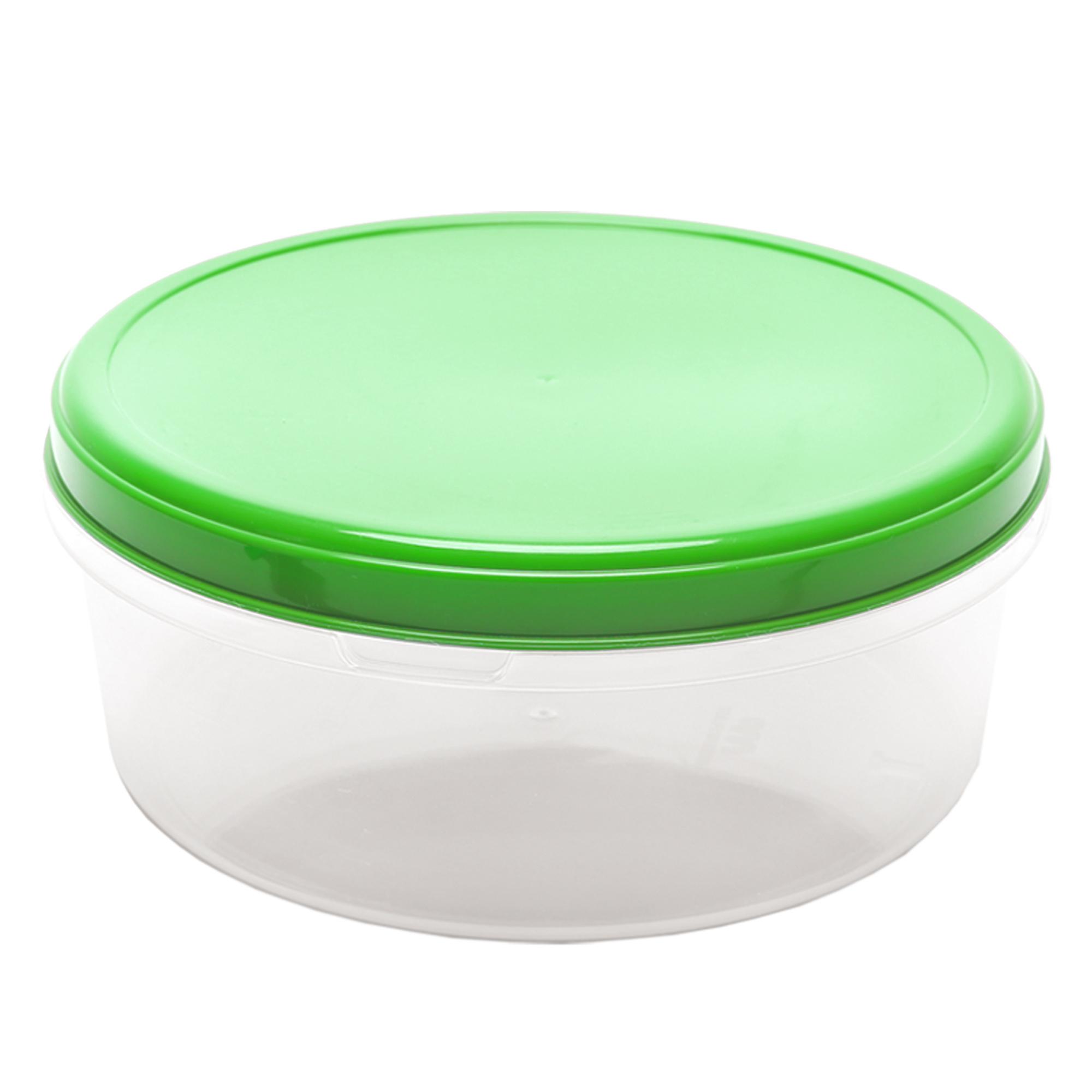 Pote Redondo 3.8 L - Verde