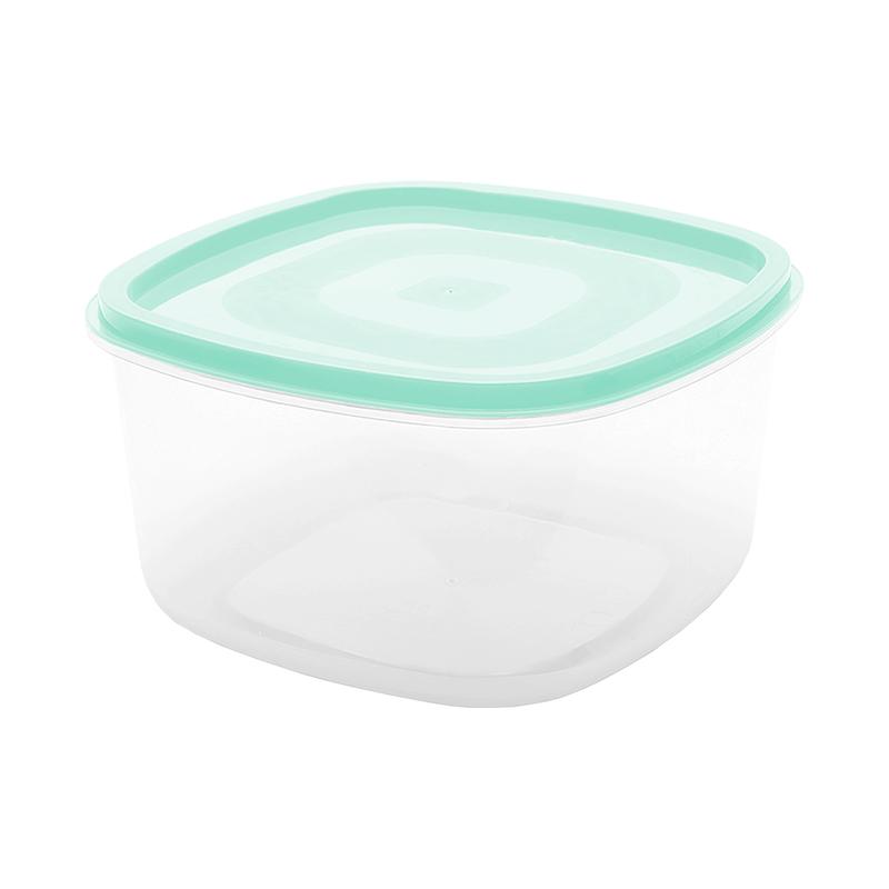 Pote Quadrado Liso 3.3 L - Verde