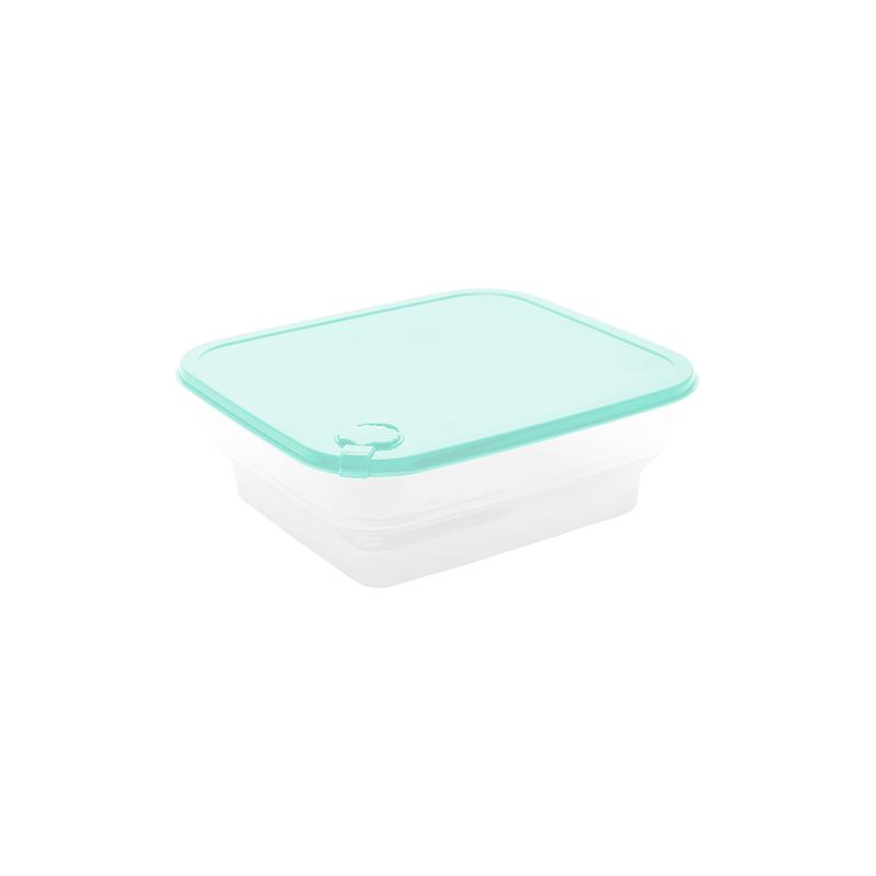 Pote Concha Quadrado 1.6 Lts - Verde