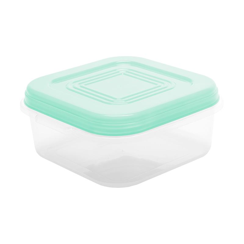 Pote Quadrado 3.4 Lt - Verde