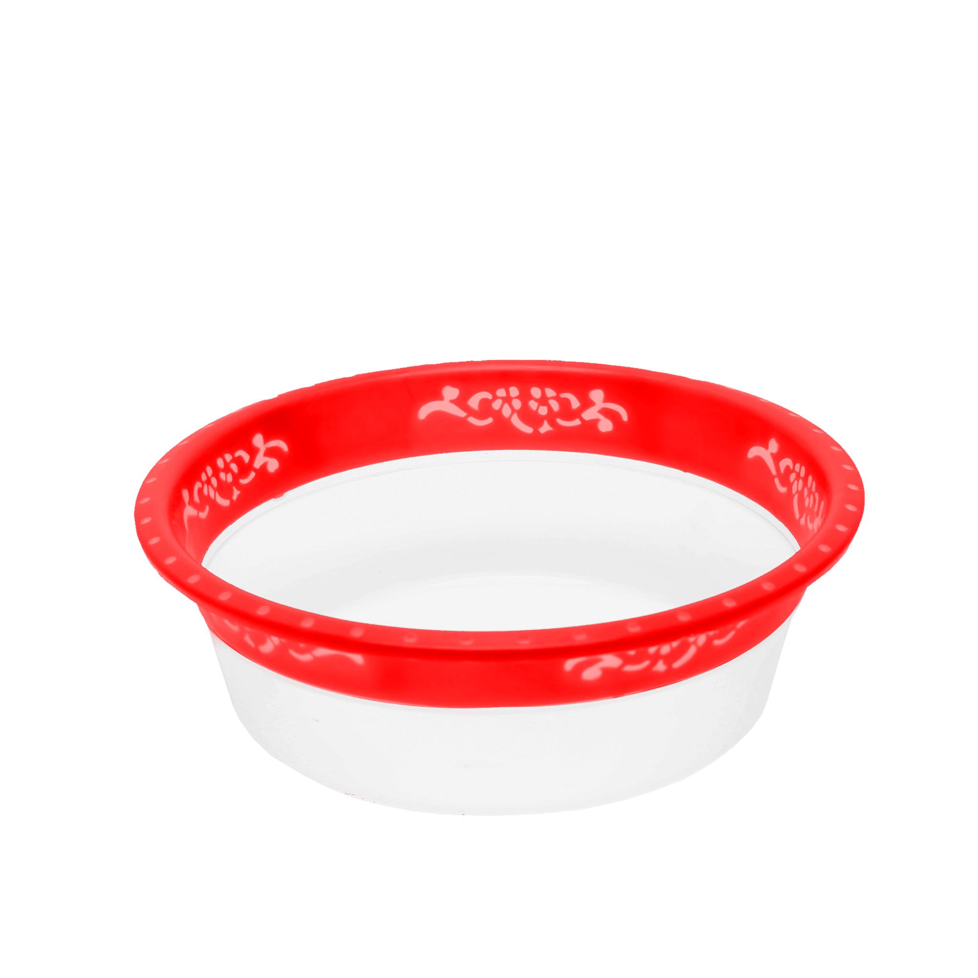 Bacia Color 4.500 L - Vermelho