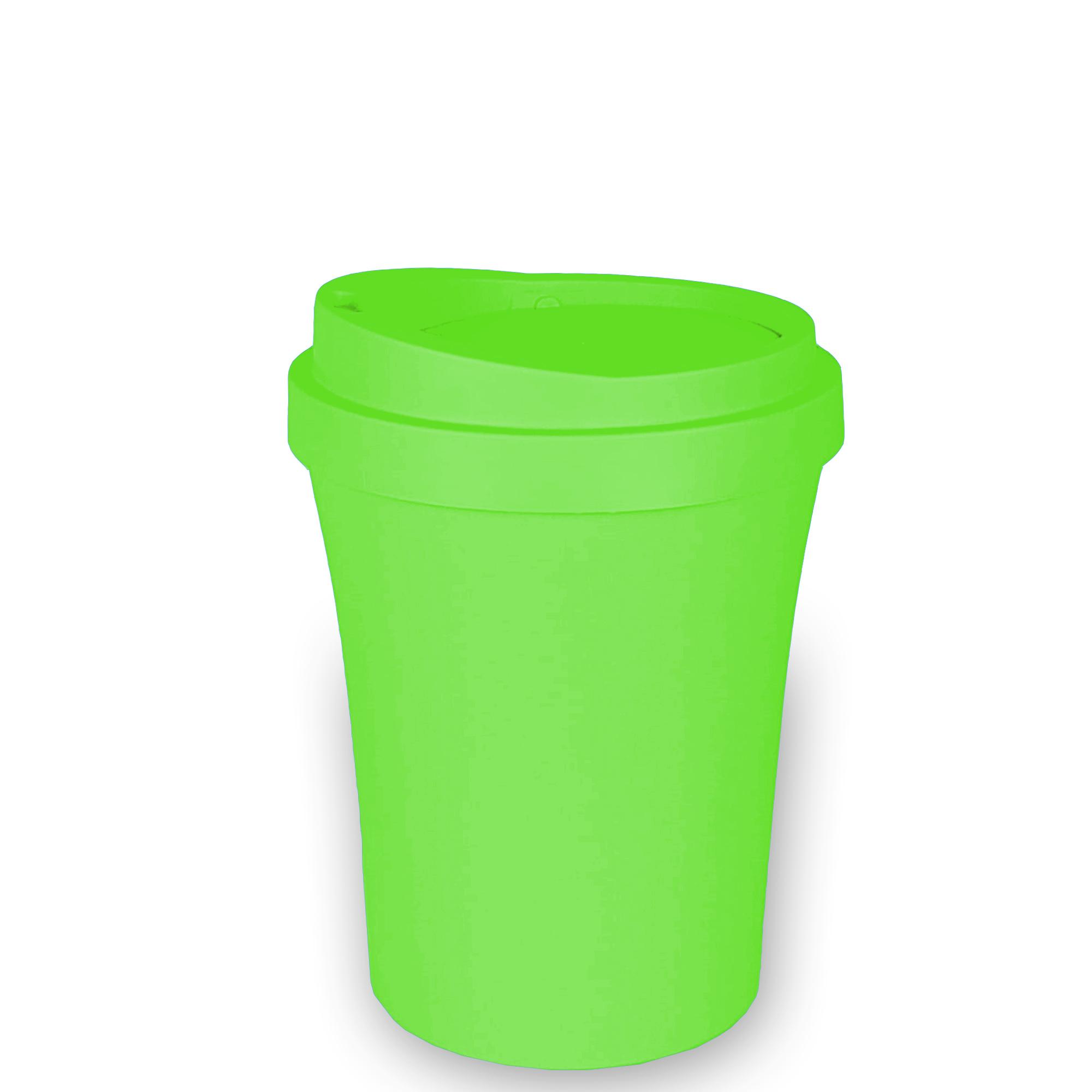 Lixeira Redonda Basculante 2.3 L - Verde
