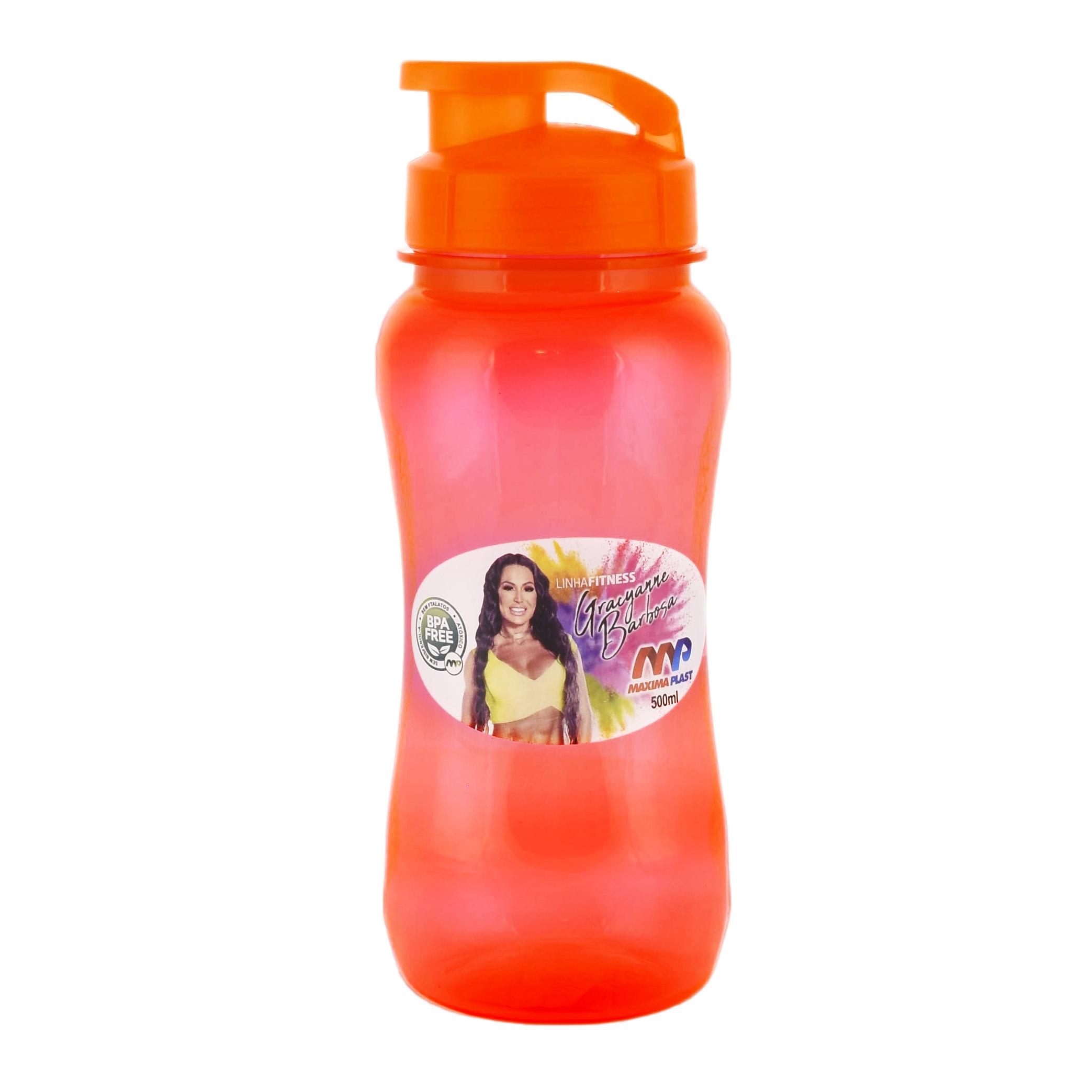 Squeeze da Gra 500 Ml Horizonte - Orange