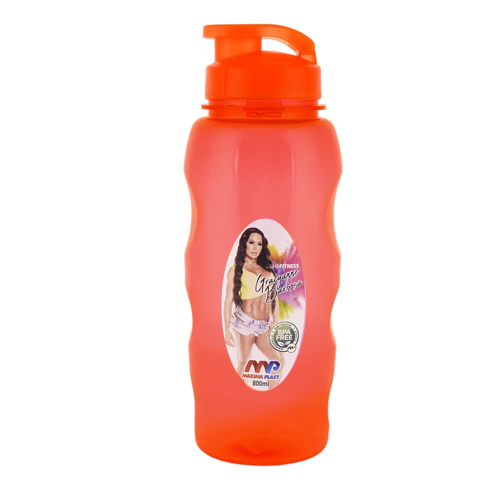 Squeeze da Gra 800 Ml Fortaleza - Orange