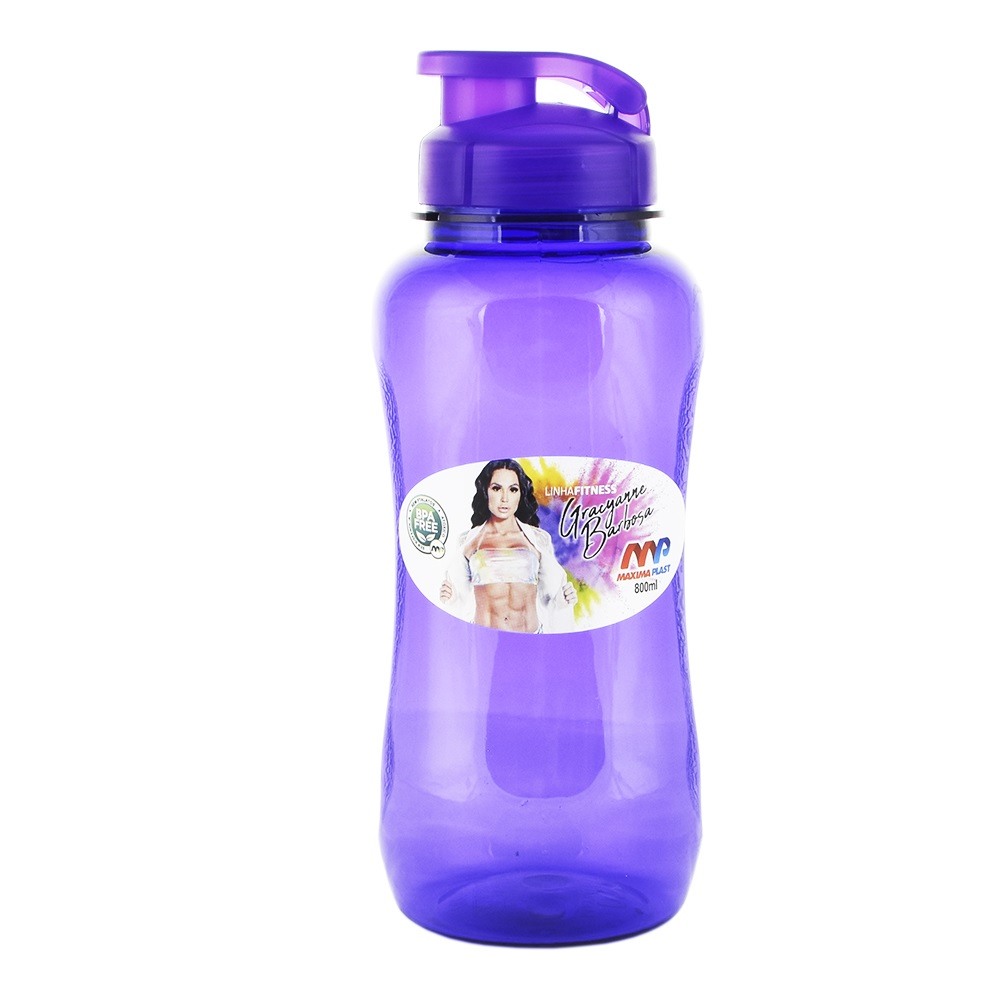 Squeeze da Gra 800 Ml Horizonte - Purple