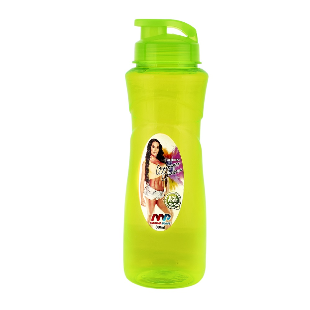 Squeeze da Gra 800 Ml Ceará - Green