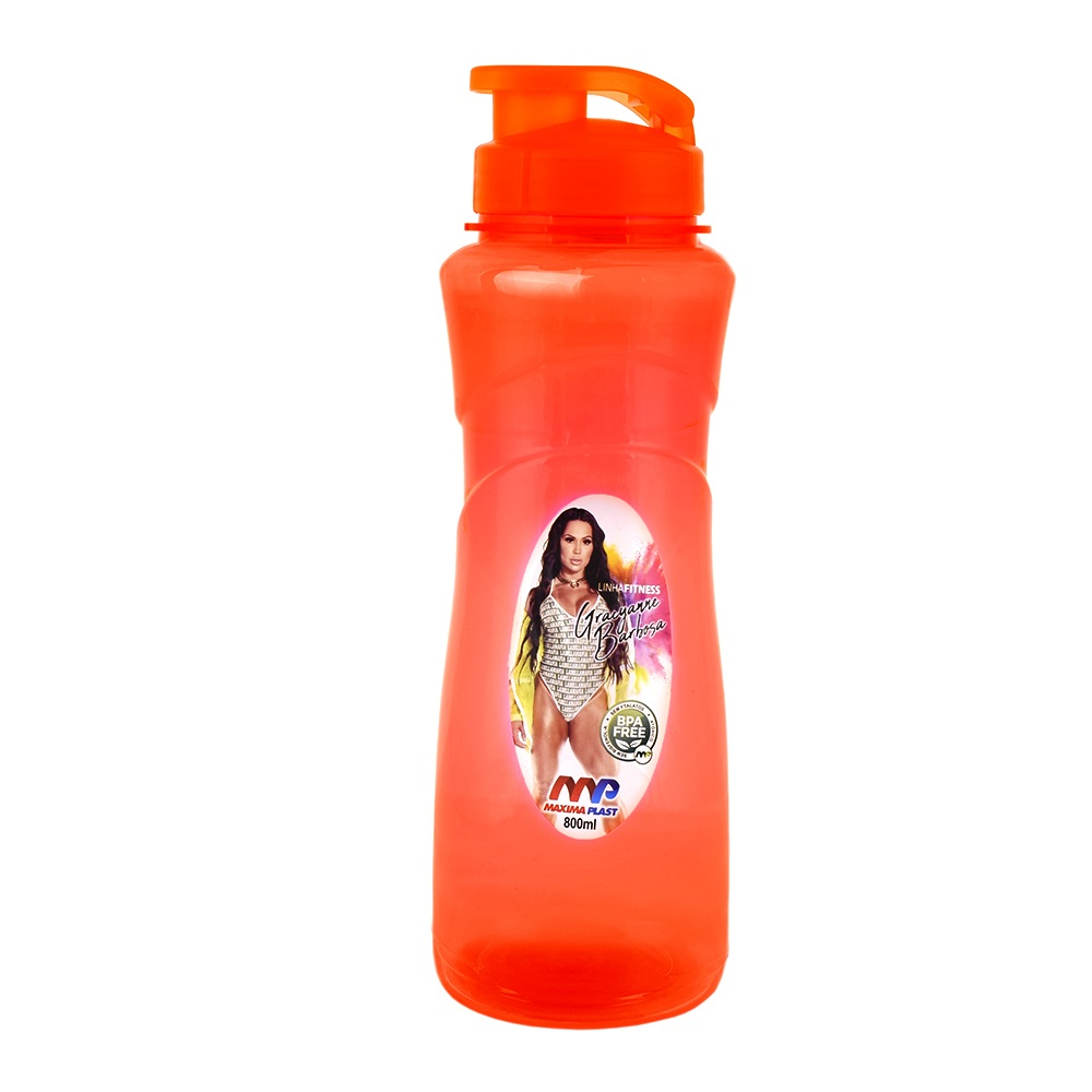 Squeeze da Gra 800 Ml Ceará - Orange