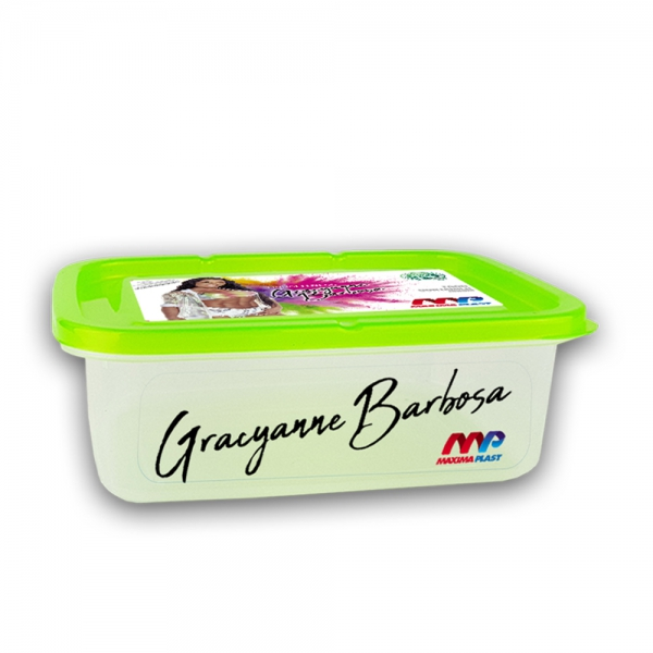 FOOD CONTAINER GRA 1.5L - GREEN