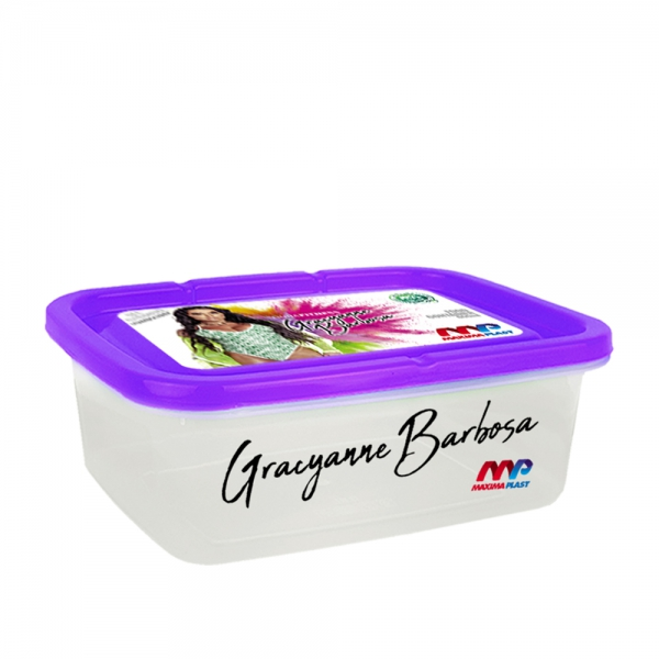 FOOD CONTAINER GRA 1.5L - PURPLE